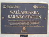 Picture relating to Wallangarra - titled 'Wallangarra'