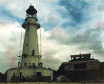 Picture relating to North Reef Lighthouse - titled 'North Reef Lighthouse'