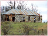 Picture of / about 'Crookwell' New South Wales - Old building ruins Between Crookwell & Gunning - NSW