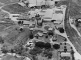 Picture relating to Bowen - titled 'Merinda Meatworks, 1972'