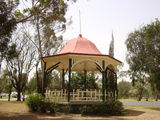 Picture relating to Moree - titled 'Moree Rotunda'
