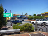 Picture relating to Merimbula - titled 'Merimbula - shopping area (town centre)'