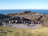 Picture relating to Kiama Blowhole - titled 'Kiama Blowhole 9'