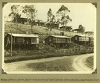 Picture relating to Somerset Dam - titled 'Worker's homes along Rocky Street, Somerset'
