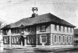 Picture relating to Warwick - titled 'Warwick Technical College and State High School, 1915'