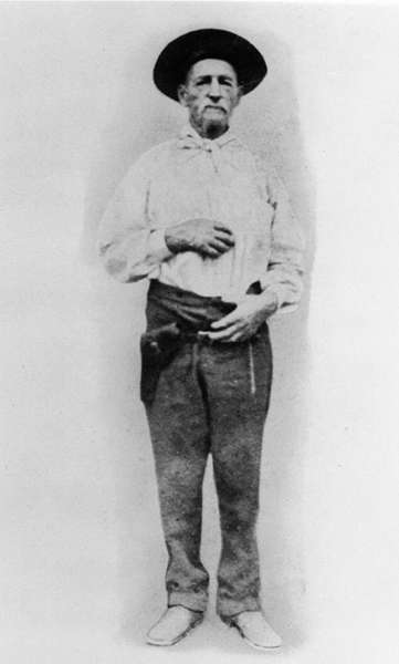 Picture of / about 'Cooktown' Queensland - John Dickie, miner, explorer and prospector