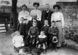 Picture relating to Ballandean - titled 'Anderson Family'
