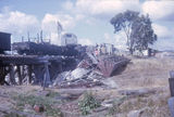 Picture relating to Laidley - titled 'Derailment cleanup at Laidley station'