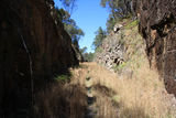 Picture of / about 'Bolivia Hill' New South Wales - Bolivia Hill railway cutting