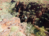Picture relating to Newman - titled 'Newman ~ Otto's Gorge'