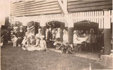 Picture of / about 'Ascot' Queensland - Ascot, Brisbane, Kids fancy dress birthday party - early 1930's