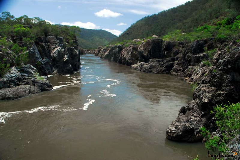 Picture of / about 'Clarence Gorge' New South Wales - The Gorge