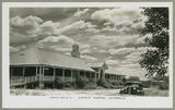 Picture relating to Gayndah - titled 'District Hospital at Gayndah, Queensland'