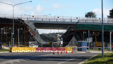 Picture of / about 'Barton Highway' New South Wales and the Australian Capital Territory - Gungahlin Drive Extension bridge collapse