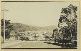 Picture relating to Herberton - titled 'Panoramic view of Herberton from Newell Gate, ca. 1890'