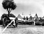 Picture relating to Duntroon - titled 'Duntroon House at Royal Military College, Duntroon.'