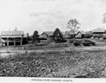 Picture relating to One Mile - titled 'One Mile State School, Gympie, Queensland, ca. 1905'