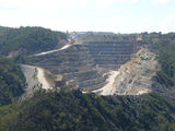 Picture relating to Southern Portland Quarry - titled 'Southern Portland Quarry'