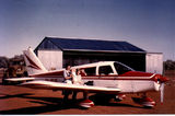 Picture relating to Uteara - titled 'Uteara - Ron Wetzel's Piper in the early 60's'