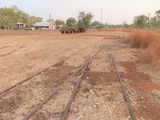 Picture relating to Larrimah - titled 'Larrimah - old North Autralia Railway remains'
