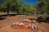 Picture relating to Broome - titled 'Japanese cemetery'