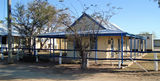 Picture relating to Kynuna - titled 'Kynuna Blue Heeler Hotel'