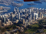The City of SYDNEY - Hyde Park & The Domain & St Mary's Catherial