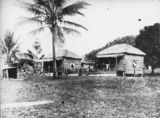 Picture of / about 'Yarrabah' Queensland - Houses at Yarrabah, ca.1912