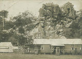 Picture relating to Chillagoe - titled 'Residence of the Manager of the Diamond Drill Mine, Chillagoe'