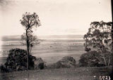 Picture relating to Red Hill - titled 'View from Red Hill across Manuka and Kingston to Duntroon'