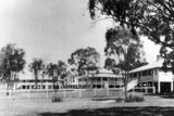 Picture relating to Stanthorpe - titled 'Stanthorpe Hospital, ca. 1928'