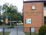 Picture relating to The Gap - titled 'The Gap'