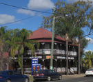 Picture relating to Laidley - titled ' Queensland National Hotel  Laidley'
