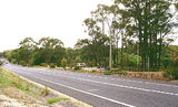 Picture relating to Perry River - titled 'Perry River Rest Area, Princes Hwy'
