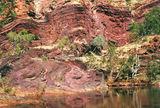 Picture of / about 'Hamersley Gorge' Western Australia - Hamersley Gorge