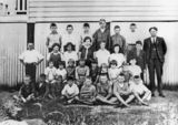 Picture relating to Broadwater - titled 'Broadwater State School class of 1929'