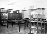 Picture relating to Banks - titled 'Museum, Australian Forestry School, Banks Street Yarralumla.'