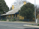 Picture relating to Murrumbateman - titled 'The old Murrumbateman Post Office'
