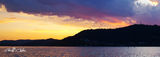 Picture of / about 'Gosford' New South Wales - Intense  Gold - Sunset Brisbane waters - Central coast nsw.