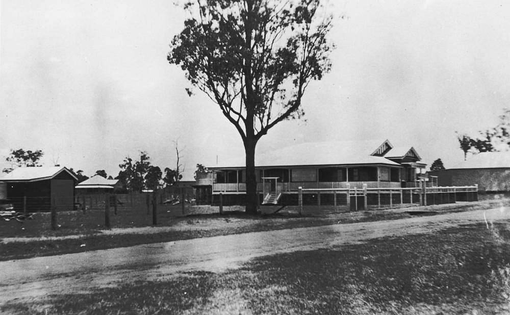Picture of / about 'Millmerran' Queensland - Millmerran branch of the Queensland National Bank