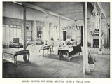 Picture relating to Goodna - titled 'Interior of the women's ward of the Goodna Hospital for the Insane, ca. 1913'