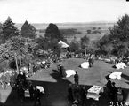 Picture relating to Duntroon - titled 'Empire Parliamentary Association garden party at Duntroon'