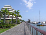 Picture relating to Cairns - titled 'Cairns Esplanade Pier'