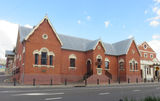 Picture relating to Tenterfield - titled 'Tenterfield Sir Henry Park School of Arts'