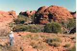 Picture relating to Kings Canyon - titled 'Kings Canyon'