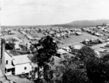 Picture relating to Paddington - titled 'Houses of Paddington, Brisbane, ca. 1902'
