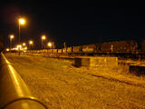 Picture relating to Werris Creek - titled 'Railway yards by night 2.'