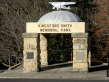 Kingsford Smith Memorial Park Katoomba