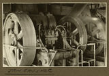 Picture relating to Mount Isa - titled 'Jaw crusher at the mill, Mt. Isa Mines, April 1932'