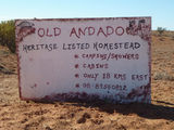 Picture of / about 'Old Andado' the Northern Territory - Old Andado